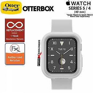Otterbox EXO EDGE for Apple Watch Series 5 / Series 4 ( 40mm ) -  Pacific Gloom Grey Color ( Barcode : 660543523178 )
