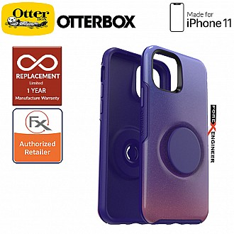 Otterbox OTTER + POP Symmetry for iPhone 11 - Violet Dusk Color ( Barcode: 660543523598 )