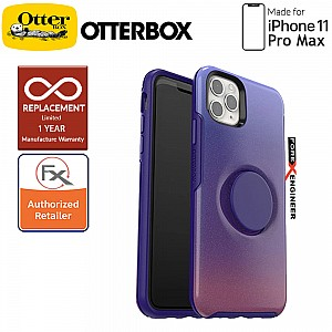 Otterbox OTTER + POP Symmetry for iPhone 11 Pro Max -  Violet Dusk Color