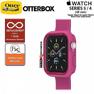 Otterbox EXO EDGE for Apple Watch Series 5 / Series 4 ( 40mm ) -  Beet Juice Pink Color ( Barcode : 660543525424 )