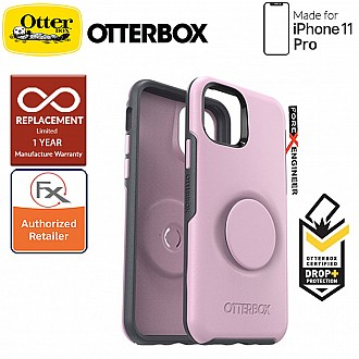 Otterbox OTTER + POP Symmetry for iPhone 11 Pro - Mauvelous color