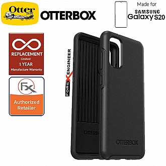 "Otterbox Symmetry for Samsung Galaxy S20 6.2"" - Black Color"