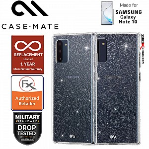 Case Mate Sheer Crystal for Samsung Galaxy Note 10  - Clear