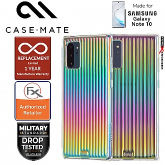 Case Mate Tough Groove for Samsung Galaxy Note 10 - Iridescent