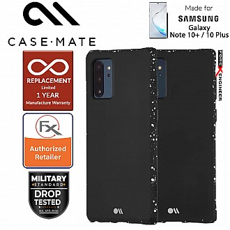 Case Mate Tough Speckled for Samsung Galaxy Note 10+ / Note 10 Plus  - Black