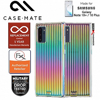 Case Mate Tough Groove for Samsung Galaxy Note 10+ / Note 10 Plus  - Iridescent