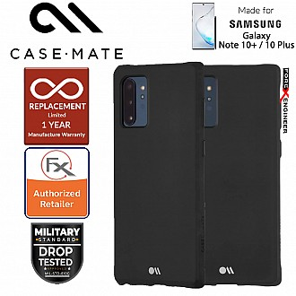 Case Mate Tough for Samsung Galaxy Note 10+ / Note 10 Plus - Smoke