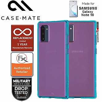 Case Mate Tough Neon for Samsung Galaxy Note 10 - Purple/Turquoise