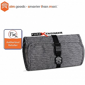 STM Dapper Wrapper Cable Organiser - Granite Black (Barcode : 608410061750 )