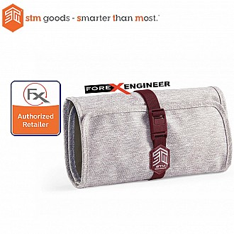 STM Dapper Wrapper Cable Organiser - Windsor Wine (Barcode : 608410061781 )