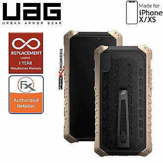 Element Case - Black Ops for iPhone X / Xs - Desert Brown Color ( Barcode: 640947795661 )