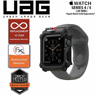 UAG Watch Case for Apple Watch Series 4 / 5 / 6 / SE  - 44mm ( Black / Black )