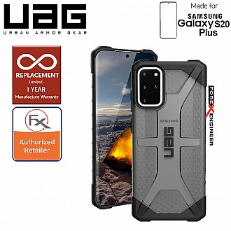 "UAG Plasma for Samsung Galaxy S20+ / S20 Plus 6.7"" - Ash Color"