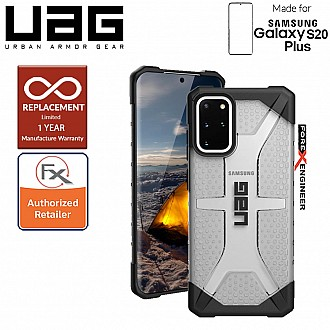 "UAG Plasma for Samsung Galaxy S20+ / S20 Plus 6.7"" - Ice Color"