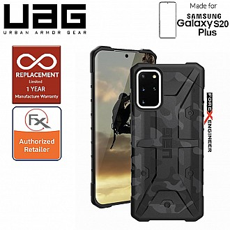 "UAG Pathfinder SE for Samsung Galaxy S20+ / S20 Plus 6.7"" - Midnight Camo Color"