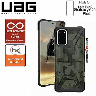 "UAG Pathfinder SE for Samsung Galaxy S20+ / S20 Plus 6.7"" - Forest Camo Color"