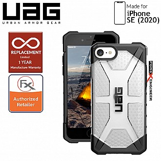 UAG Plasma for iPhone SE ( 2020 ) compatible with iPhone 8 / 7 - Ice Color ( Barcode: 812451034547 )