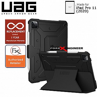UAG Metropolis for iPad Pro 11 2nd Gen 2020 - Black Color ( Barcode: 812451034769 )