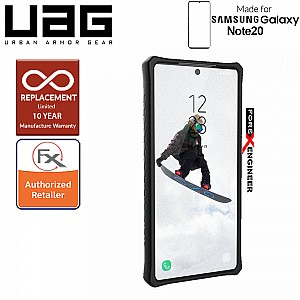 UAG Monarch for Samsung Galaxy Note 20 5G 2020 - Rugged Military Drop Tested -  Black  ( Barcode : 812451035544 )