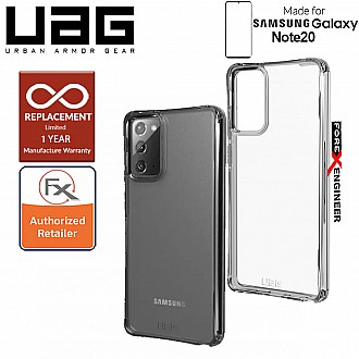 UAG Plyo for Samsung Galaxy Note 20 5G 2020 - Rugged Military Drop Tested ( Ice ) ( Barcode : 812451036435 )