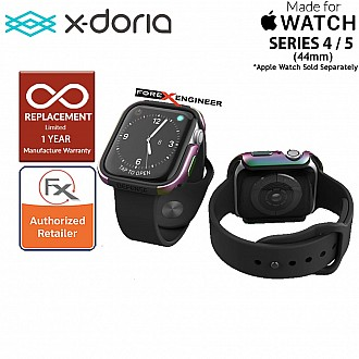 X-Doria Defense Edge Case for Apple Watch Series SE / 6 / 5 / 4 - 44mm -  Iridescent Color