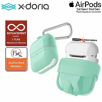 X-Doria Defense Journey for AirPods 1 & 2 Compatible  - Mint Color