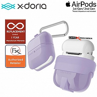 X-Doria Defense Journey for AirPods 1 & 2 Compatible  - Purple Color