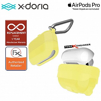 X-Doria Defense Journey for AirPods Pro - Yellow Color
