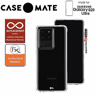"Case-Mate Case Mate Tough for Samsung Galaxy S20 Ultra 6.9"" - Clear Color"