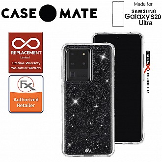 "Case Mate Case-Mate  Sheer Crystal for Samsung Galaxy S20 Ultra 6.9"" - Clear Color"