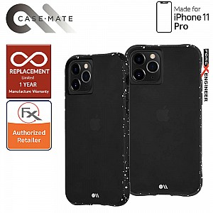 Case-Mate Tough Speckled for iPhone 11 Pro Black color