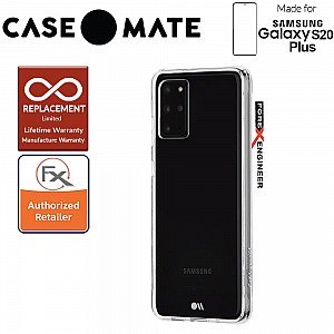 """Case-Mate Case Mate Tough for Samsung Galaxy S20+ / S20 Plus 6.7"""" - Clear Color"""