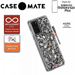 """Case-Mate Case Mate  Karat for Samsung Galaxy S20+ / S20 Plus 6.7"""" - Pearl Color"""