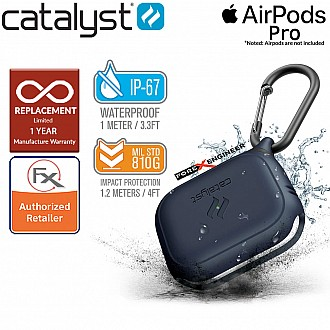 Catalyst Waterproof Case for AirPods Pro - Midnight Blue Color
