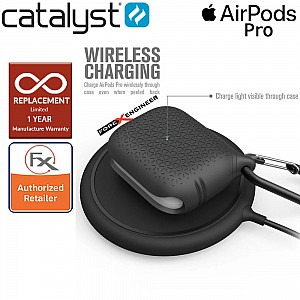Catalyst Waterproof Case for AirPods Pro Premium Edition - Stealth Black  Color