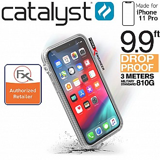 Catalyst Impact Protection Case for iPhone 11 Pro (Clear)