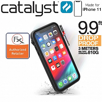 Catalyst Impact Protection Case for iPhone 11 (Stealth Black)