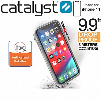 Catalyst Impact Protection Case for iPhone 11 (Clear)