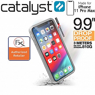 Catalyst Impact Protection Case for iPhone 11 Pro Max (Clear)