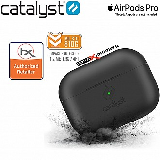 Catalyst SLIM Case for Airpods Pro - Stealth Black Color