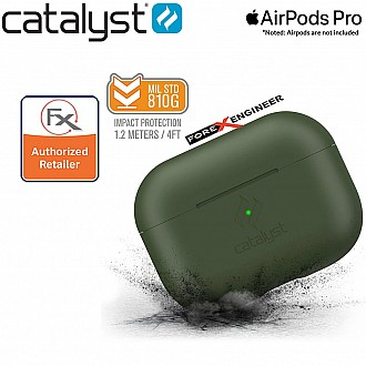 Catalyst SLIM Case for Airpods Pro - Army Green Color