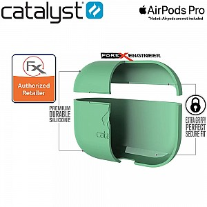 Catalyst SLIM Case for Airpods Pro - Mint Green Color