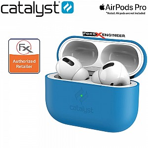 Catalyst SLIM Case for Airpods Pro - Neon Blue Color