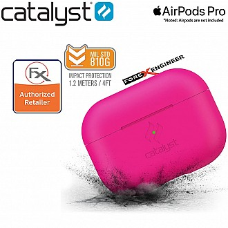 Catalyst SLIM Case for Airpods Pro - Neon Pink Color