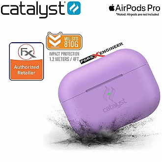 Catalyst SLIM Case for Airpods Pro - Lilac Color