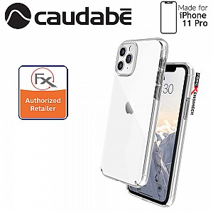 Caudabe Lucid Clear for iPhone 11 Pro (Crystal Clear)
