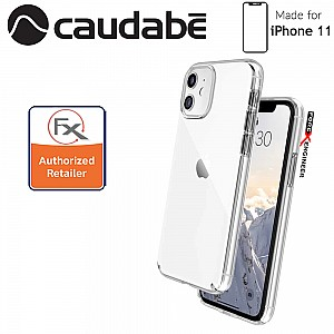 Caudabe Lucid Clear for iPhone 11 (Crystal Clear)