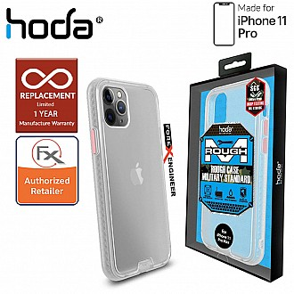 HODA ROUGH Military Case for iPhone 11 Pro - Military Drop Protection - Matte Color ( Barcode: 4713381514788 )