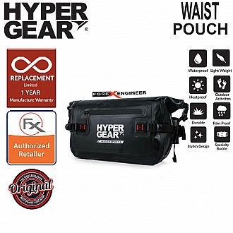 Hypergear Waist Pouch V2 Large - Black Color