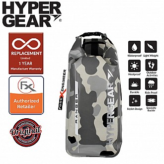 Hypergear Sling Pac Ranger - IPX6 Waterproof Specification - Camou Grey Alpha Color